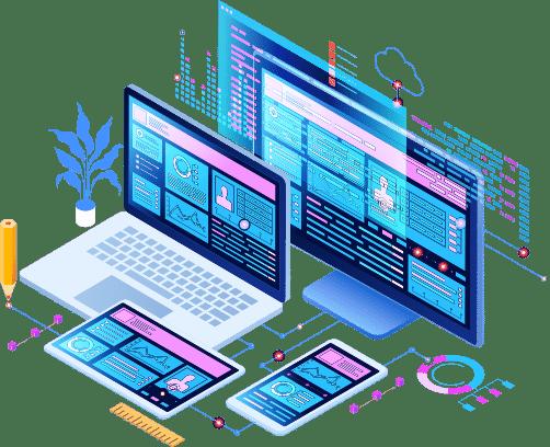 website design and digital marketing solutions