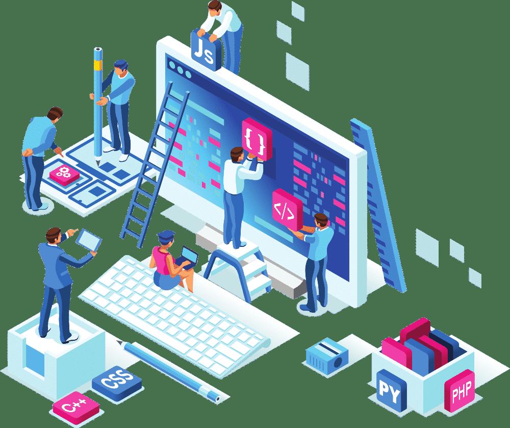 Web Design Services About