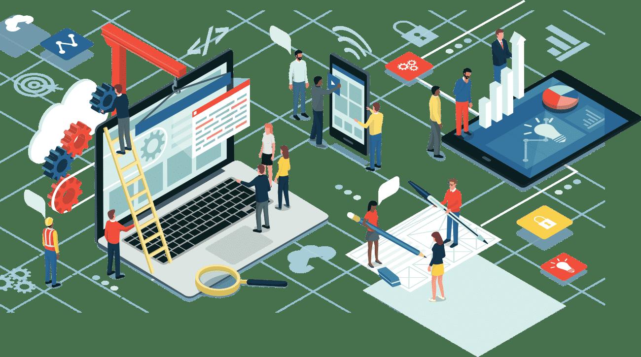Benefits Website Design